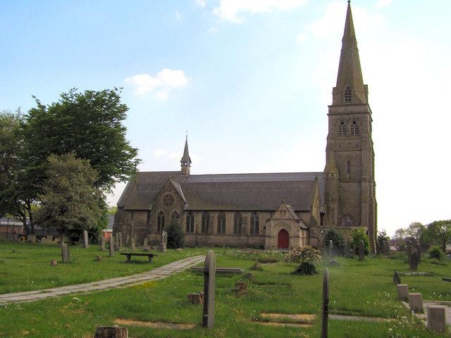 St Paul's Peel Parish Church
