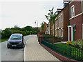 SU1482 : More new houses, Wichelstowe, Swindon by Brian Robert Marshall
