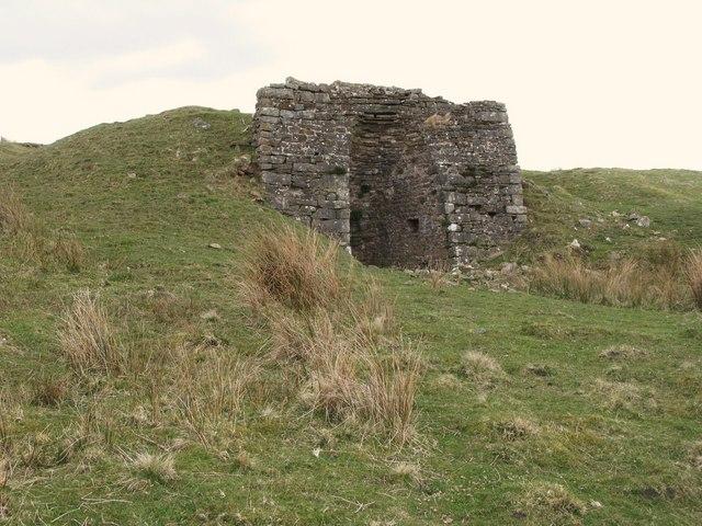 Lime kiln below The Pike (4)