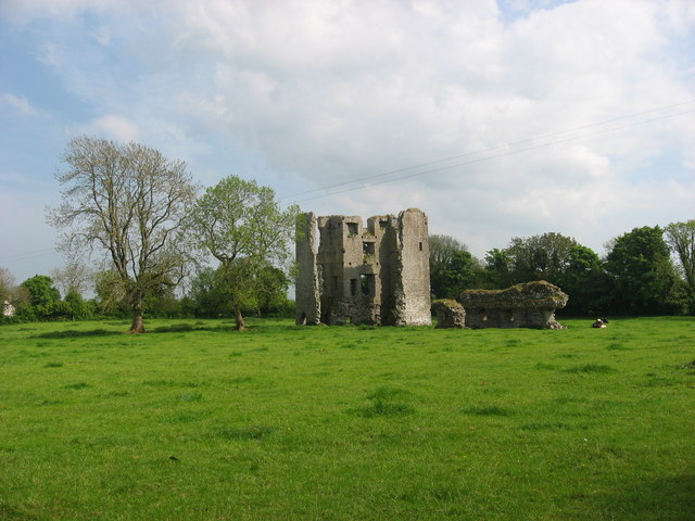 Moymet Castle, Trim