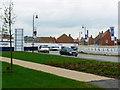 SU1482 : Street scene, East Wichel, Wichelstowe, Swindon by Brian Robert Marshall