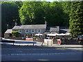 ST1281 : The Ty Nant Inn, Morganstown by John Lord