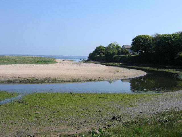 Estuary east of Fethard, Co. Wexford