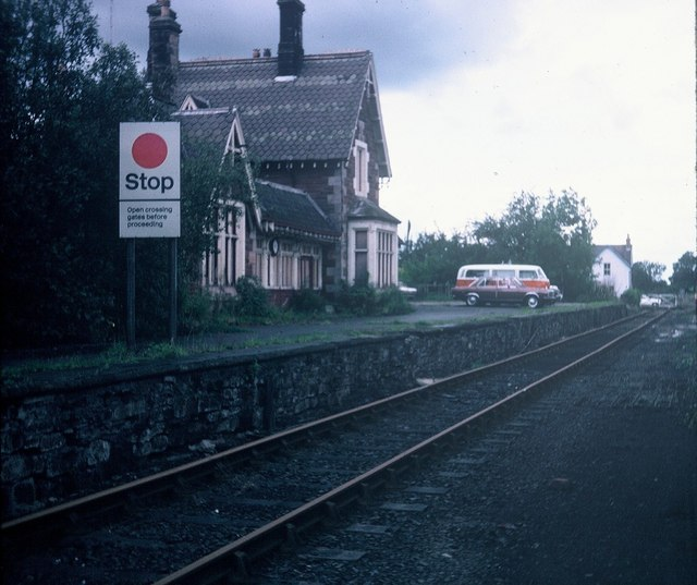 Appleby East Station
