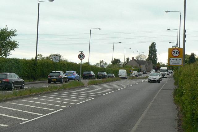 Nottingham Road, Codnor