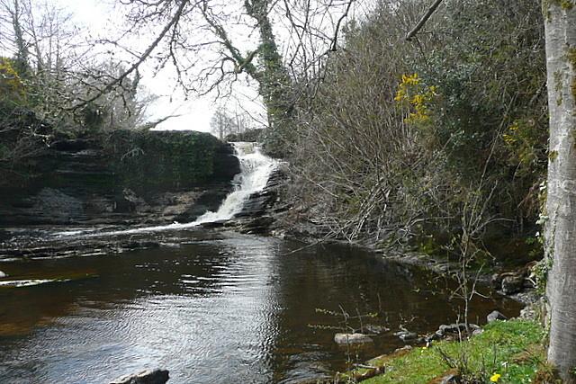 Owenslieve upper falls