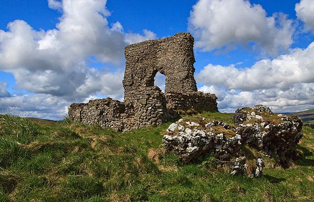 Dunnydeer Castle