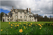NJ5429 : Leith Hall by Mike Searle