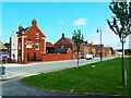 SU1482 : The eastern end of East Wichel, Wichelstowe, Swindon by Brian Robert Marshall