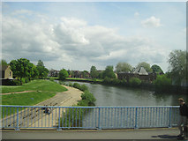 SX9192 : Exeter Waterfront from main roundabout by John Firth