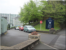 SX9364 : Palace Hotel Babbacombe Road by John Firth