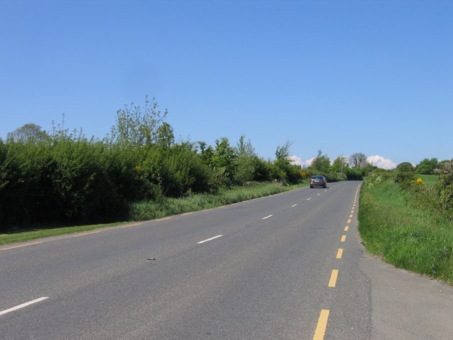 The R741 at Ballyknocken, Co. Wexford