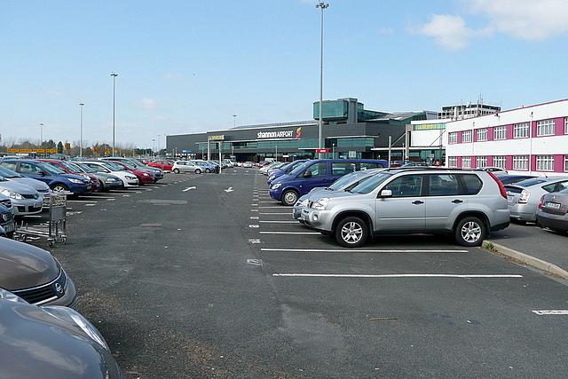 Shannon airport car hire base