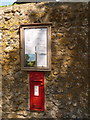 ST6504 : Minterne Magna: postbox № DT2 89 and noticeboard by Chris Downer