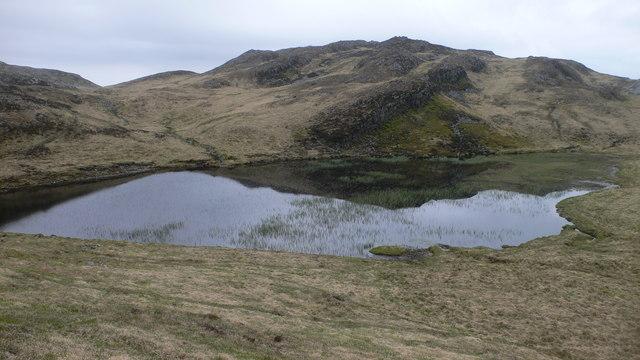 Loch Beag Bealach na h-Imriche