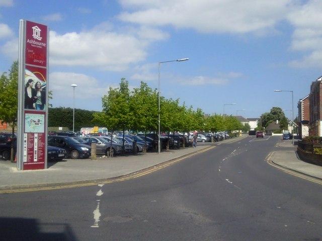 Tesco Carpark, Ashbourne, Co Meath