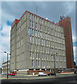 TA2709 : Grimsby Telephone Exchange, Upper Burgess Street by David Wright