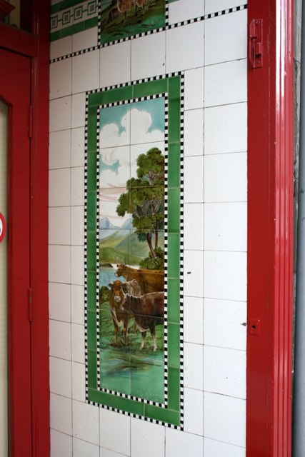 Decorative tiling