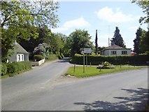 N8957 : Junction, Co Meath by C O'Flanagan