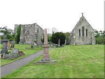 SN1645 : St. Thomas's church,  St Dogmaels,  Pembrokeshire by Derek Voller