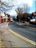 SO9596 : Mountford Lane by Gordon Griffiths
