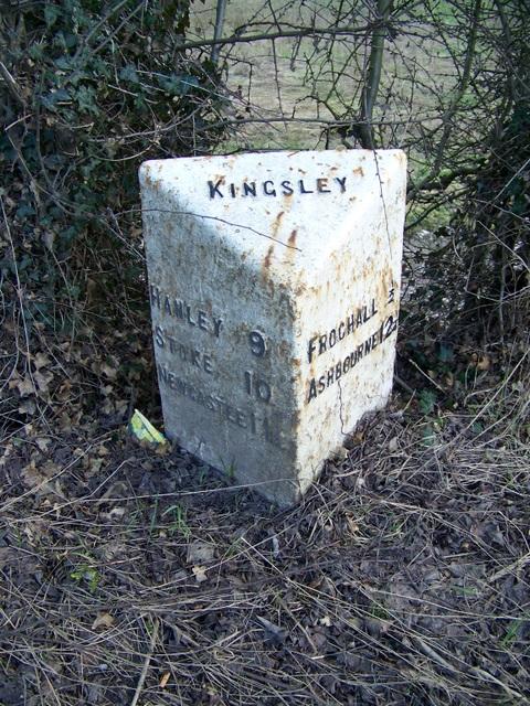 Milepost, Kingsley