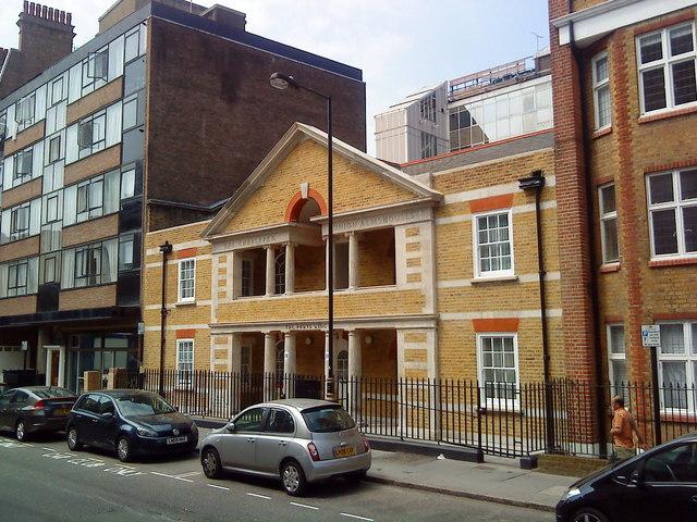 The Christian Union Almshouses