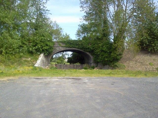 Railway Bridge, Kilmessan, Co Meath