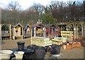 SU5746 : Stuff for the garden by Sandy B