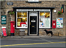 SJ9690 : Post Office and shop by Bob Abell