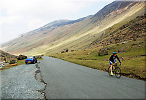 NY2114 : Honister Pass by Brian Clift