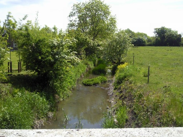 Boycetown River, Boycetown Bridge, Co Meath