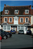 SP0957 : Georgian building in Alcester by Philip Halling