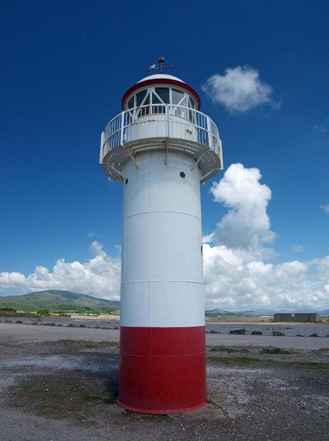 Hodbarrow Lighthouse