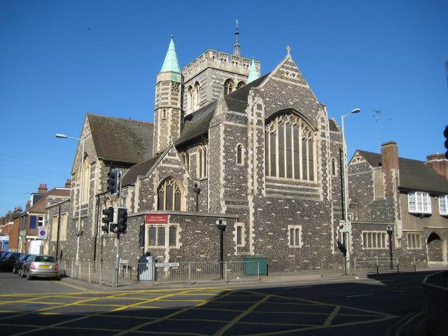 Watford: Holy Rood Roman Catholic Church