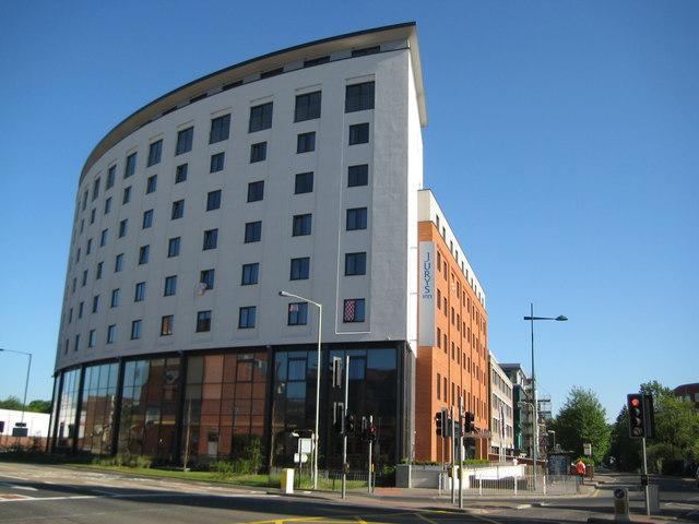 Watford: Jurys Inn
