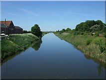 TF2643 : South Forty Foot Drain - Hubbert's Bridge by Richard Hoare