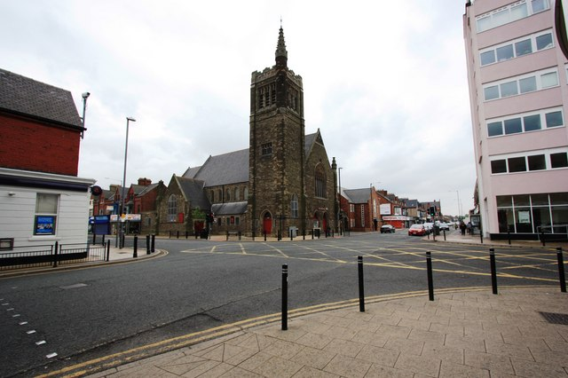 St George's United Reformed Church, Hartlepool