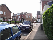 SP3177 : Arden Street seen from Clarendon Street by John Brightley