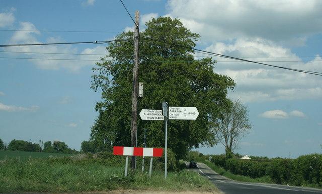 Near Prosperous, County Kildare