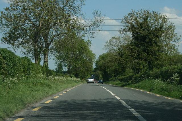 The R403, County Kildare