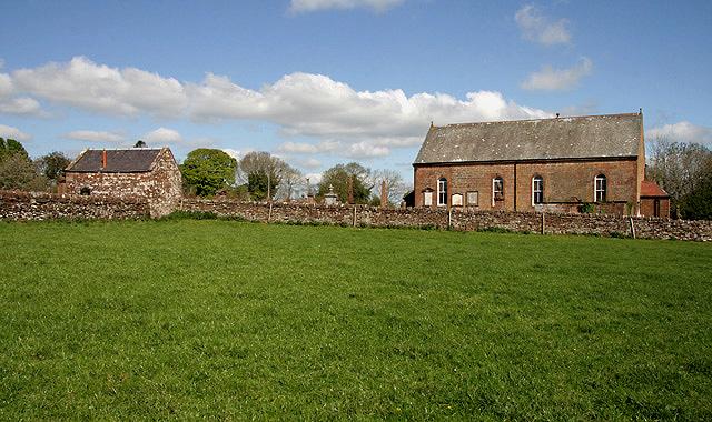Caerlaverock Parish Church