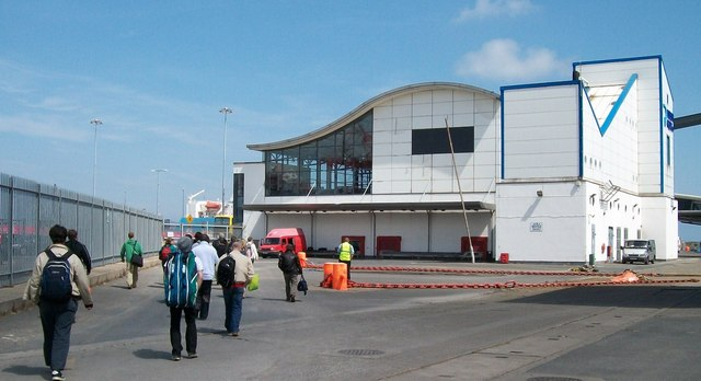 Irish Ferries Terminal, Dublin Port