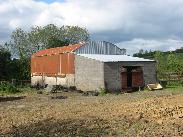 Barn at Ardardagh, Co. Cavan