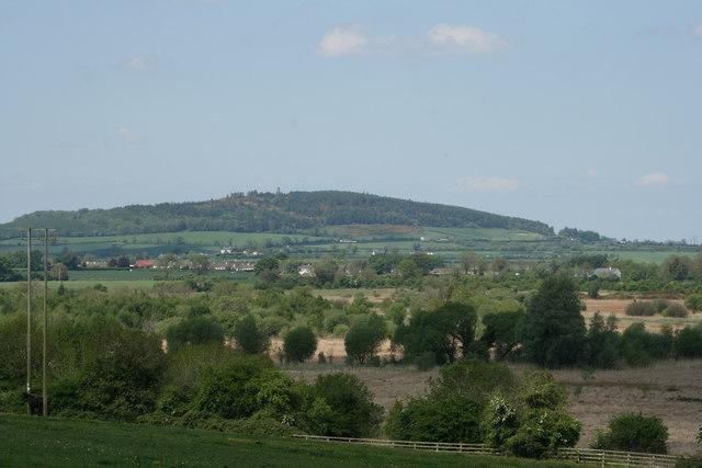 The Hill of Allen, County Kildare