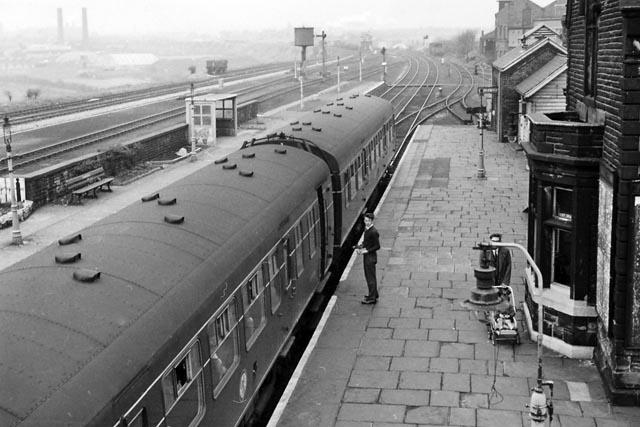 Bramley (Yorks.) Station
