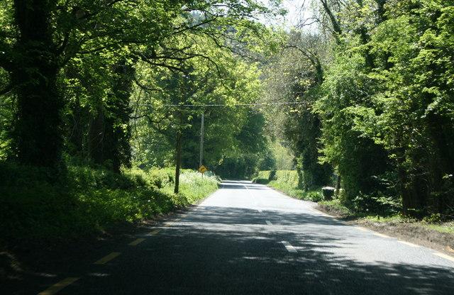 The R410, County Kildare