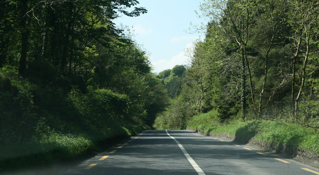 The R410, County Wicklow