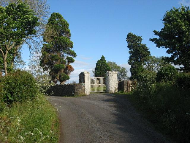 Graveyard at Raffony, Co. Cavan