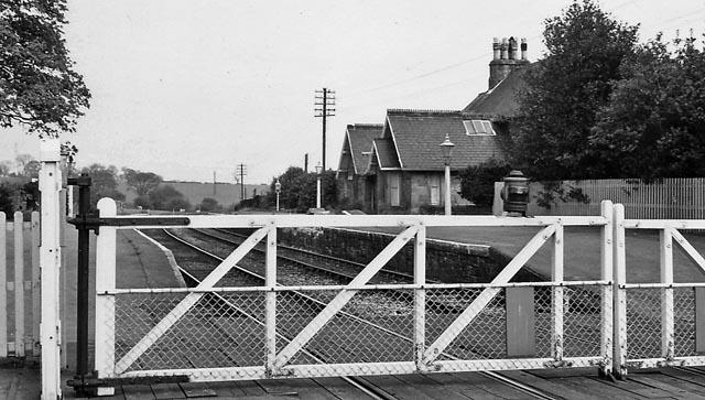 Brancepeth Station (remains)